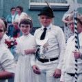 1982   Heiko Hennisge und Manuela Arens