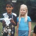 2000   Abdul Eitani und Angeline vom Hofe