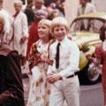 1974   Dirk Zecher und Sabine Hümmecke