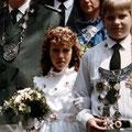 1987   Mike Hennisge und Tanja Popien