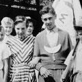 1955   Heiner Risse und Marlene Borucki