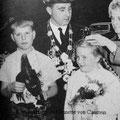 1966   Kurt Pletzinger und Annette von Canstein