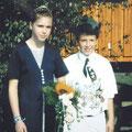1999   Lars und Jennifer Schulz