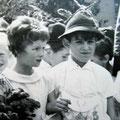 1962   Jürgen Hufnagel und Gudrun Kloppe