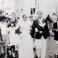 1957   Ronald Griebat und Christa Rothe