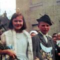 1965   Peter Conzen und Jutta Dransfeld