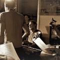 Georg Henke/keys, Volker Wadauer/bass, Tommy Böröcz/dr
