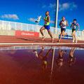 2º Etapa Nacional do Circuito Loterias Caixa de Atletismo, al Centro de Treinamento Paralímpico em São Paulo