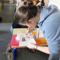 23 : Choix par les élèves de terminale L de la citation illustrant le tableau.