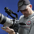 Canon EOS C100 mit EF 300mm 2.8L II