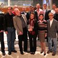 Das Advanced Media Team mit allen Referenten und Gästen