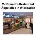 Mc Donald´s Wiesbaden