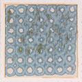 Aspirations d'eau VI, dim. 60x60cm, 2014.