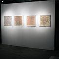 Aspirations d'eau, peintures, 2014.
