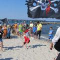 Piratentage am Schönberger Strand