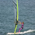 Windsurfer in Kalifornien