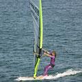 Windsurfer in Kalifornien