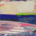 Meer 1; 2013; Acryl auf Leinwand; 40x40; M. Körner