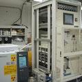 フロン・六フッ化硫黄・大気海水分析装置(GLサイエンス 特注)