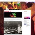 Gestaltung Webseite Zoo Revival Party / www.zoorevival.de