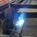 sanhes constructions métalliques Aveyron