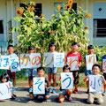 兵庫県香美町立射添小学校3年生