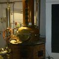 Unser Hotel hatte sogar eine Destille... ;)
