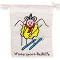 Wintersport- Beihilfe Säckchen