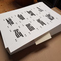 Und die Auflage der Kreuz-Karten