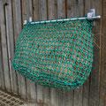 Mini Variante geschlossen mit 10kg Heu und 4,5cm Netz