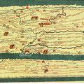 alte römische Karte