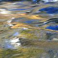 10月下旬・梓川の流れ・上高地