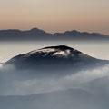 9月上旬・位ヶ原から望む八ツ岳