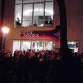 Bookfair a-go-go: Party der jungen Verlage - (c) Fotos R. Schneider, Voland & Quist, Buchmarkt.de