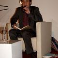 Stevan bei OpenBooks - (c) Fotos R. Schneider, Voland & Quist, Buchmarkt.de