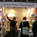 2007, Erster eigener Stand auf der Leipziger Buchmesse