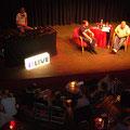 2007, Michael Weins zu Gast bei WDR 1 Live Klubbing