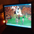 2008, Finn-Ole Heinrich liest live bei Second Life