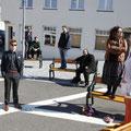 """2011, """"Von den Sagas""""-Tour mit Nora Gomringer, Finn-Ole Heinrich, Spaceman Spiff, Ugla Egilsdóttir, Dóri DNA, Bergur Ebbi Benediktsson & DJ Kermit (Foto: Von-den-Sagas.de)"""