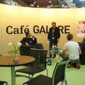 2007, Michael Weins zu Gast bei Galore, Leipziger Buchmesse