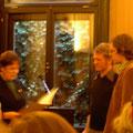 2006 Preisverleihung Hamburger Verlagspreis für mairisch Verlag, Minimal Trash Art und mare Verlag