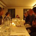 """2009, Buchpremiere """"Monsieur, der Hummer und ich"""" von Stevan Paul mit Menü, """"Nil"""", Hamburg"""