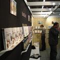 Am Messestand - (c) Fotos R. Schneider, Voland & Quist, Buchmarkt.de
