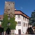 Entrée du Château de Wœrth