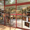 Rétrospective photographique JAZZ360 2011, mairie de Langoiran. Photographies Christian Coulais