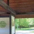 Balkendecke mit Holzbalken-Imitat M-720 V-230