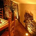 Wandgestaltung mit Steinimitat Paneel M-076 Ginestar special