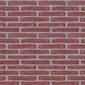 Steinpaneel M-005.G Ziegel Alhambra graue Fuge