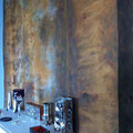 Designpaneel in Betonoptik M-172 Rusty Concrete Wall Panel