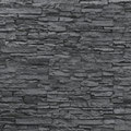 Steinpaneel M-098 Lajastein schwarz